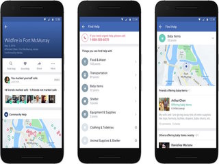 Facebook Safety Check expanded for emergencies