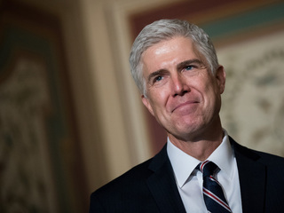 Supreme Court nominee Gorsuch faces grilling