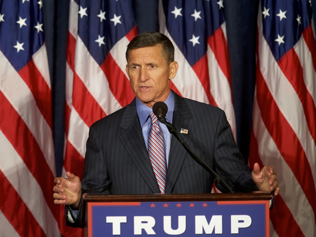 Trump says Flynn right to ask for immunity