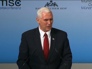 Pence: I was 'disappointed' with Flynn