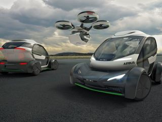 Drone car could mean no more traffic jams