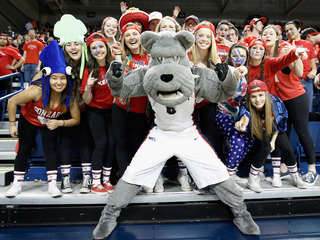 March Madness quiz: Whose mascot is this?