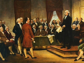 Washington's farewell address is relevant today