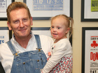 Rory Feek posts bittersweet photo of daughter