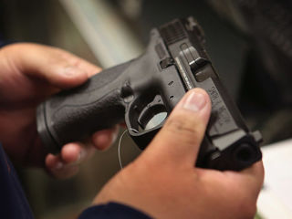 Military members can carry gun without license