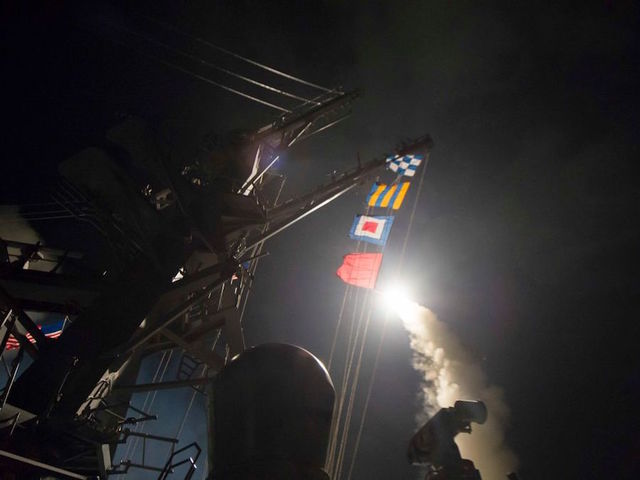 US intelligence intercepted communications between Syrian military and chemical experts