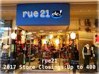 13 major retailers closing stores in 2017