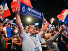 France votes in divisive presidential election
