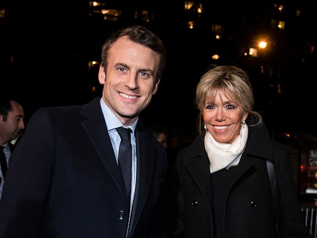 Emmanuel Macron Russian hackers targeted French presidential candidate's campaign