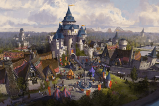 Disney-style theme park planned for London