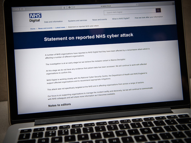 More disruptions feared from cyber attack