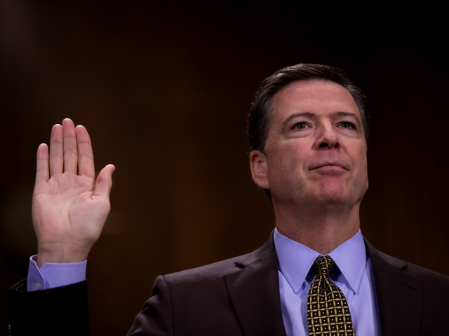 Can Trump block Comey from testifying?