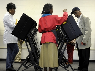 Supreme Court rules against N.C.'s voter layout