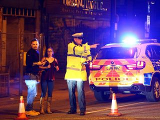 Explosion in U.K. leaves several dead