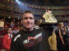 UFC's Matt Hughes hurt after crashing into train