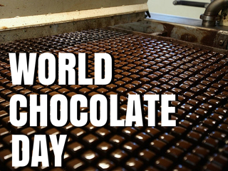Today is World Chocolate Day! Let's celebrate