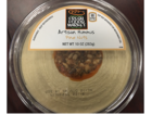 Hummus with pine nuts recalled