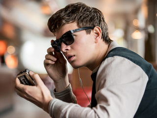 'Baby Driver' movie review — It's a blast!