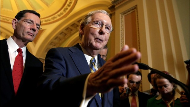 Pols react to Senate version of health care bill