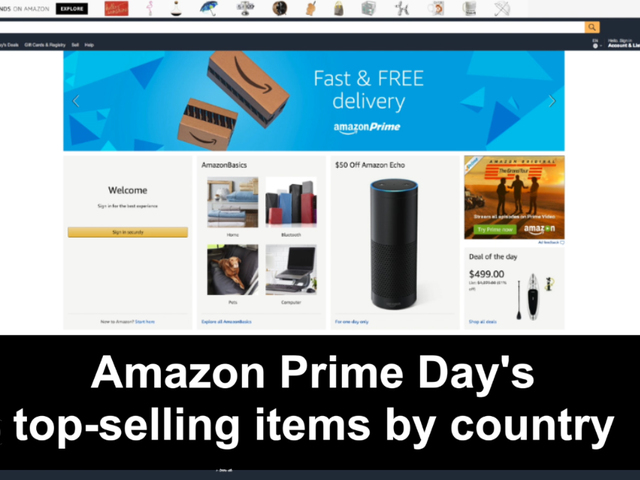 Prime Day Best Deal on Amazon Echo $89 Only