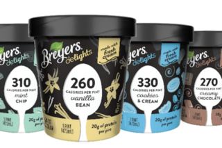 Have you seen all the low-calorie ice cream