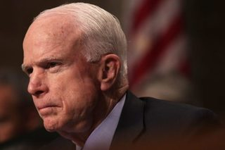 McCain to return Tuesday for health care vote