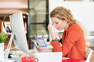 Why you're physically exhausted after work