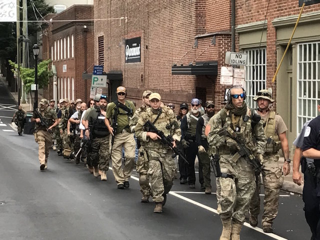 Violence in Charlottesville 'meets the definition of terrorism,' McMaster says