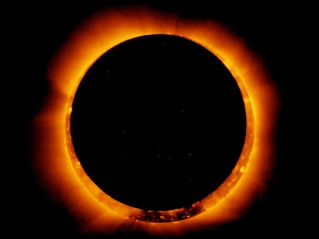 Dangers of The Solar Eclipse On Our Eyes