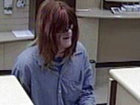 FBI looking for wig-wearing bank robber