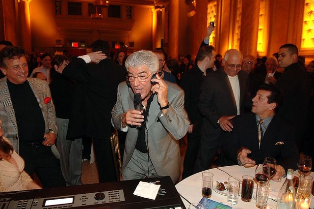 Frank Vincent, Actor Who Portrayed Dapper Mobsters, Dies