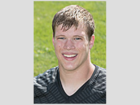 College football player dies after game