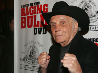 'Raging Bull' Jake LaMotta dies at 95
