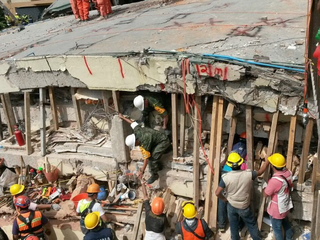 250 people dead in Mexico earthquake