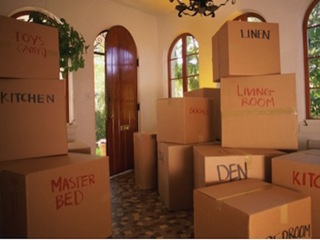Tips for unpacking: An unpleasant task made easy