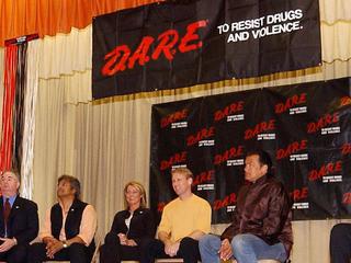 Oops: D.A.R.E. endorses pro-pot stance