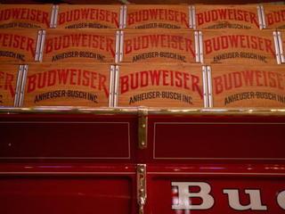 Bud Weisser breaks into Budweiser plant