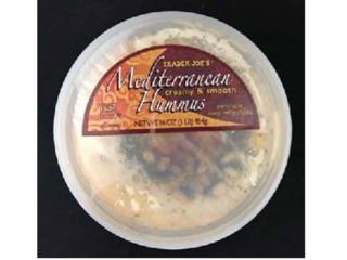 Trader Joe's hummus recalled