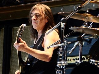 AC/DC co-founder Malcolm Young has died