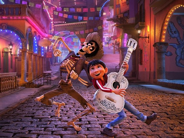 'Coco' crosses 'Justice League' in US Box Office Thanksgiving race