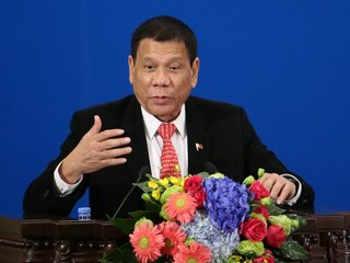 Duterte says he supports marriage equality
