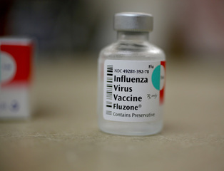Flu now widespread in 36 states, CDC reports
