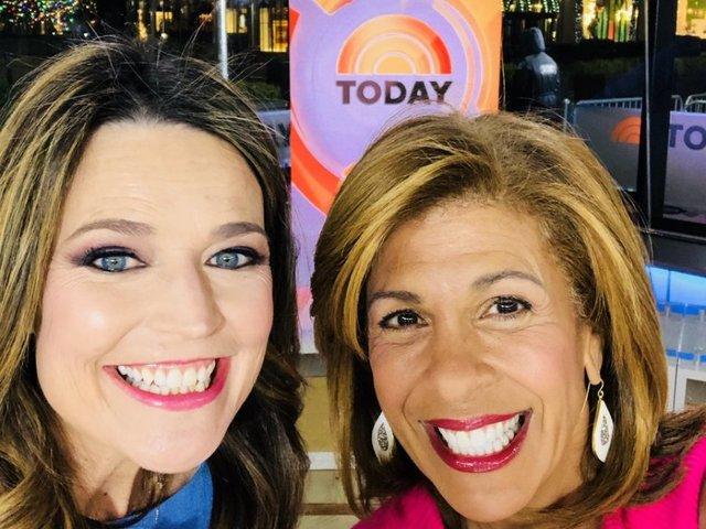 Hoda Kotb Named as Savannah Guthrie's Co-Anchor for NBC's TODAY