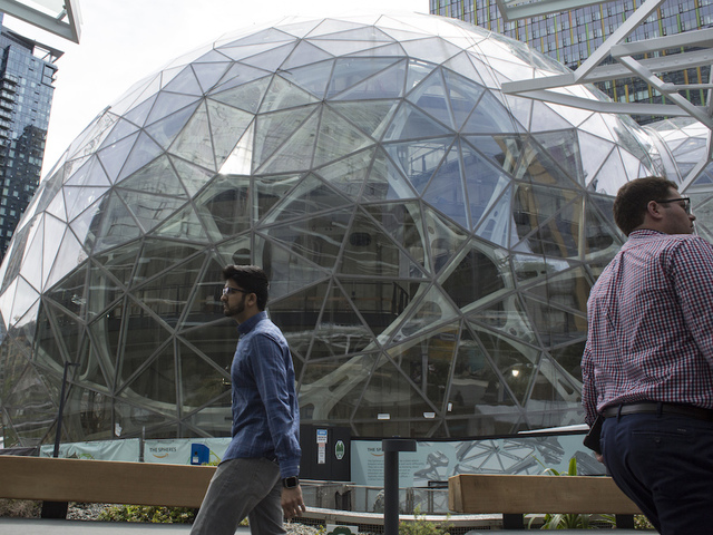 Amazon Announces Top 20 Cities for Second Headquarters