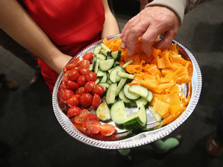Healthy appetizers to have at a Super Bowl party