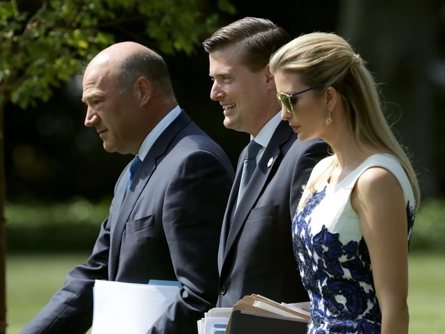 House Republicans Open Investigation Into White House Handling Of Porter Scandal