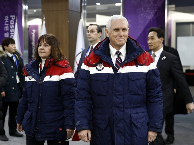 North Korea canceled planned meeting with US VP Pence - Pence's office