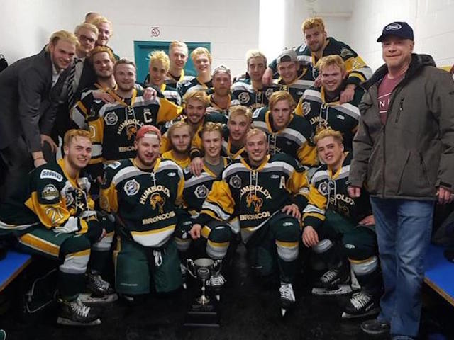 Colchester hockey community shares in tragic loss of Humboldt Broncos players, staff