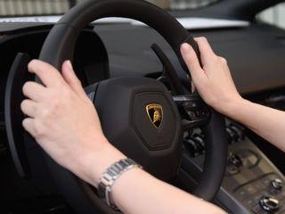 Pope Francis' custom Lamborghini up for auction