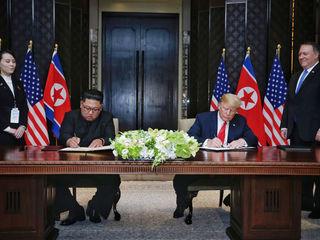 Full text of Trump-Kim signed statement